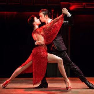 Corporate events - ballroom dance