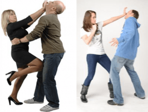 Corporate events - self-defense